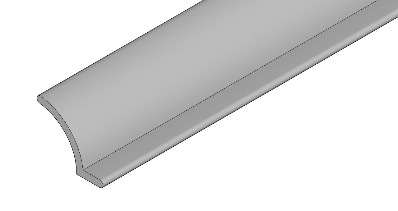 aluminium-lekdorpel-profiel