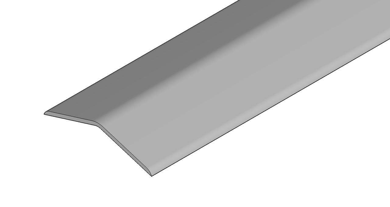 aluminium-profiel-133-graden