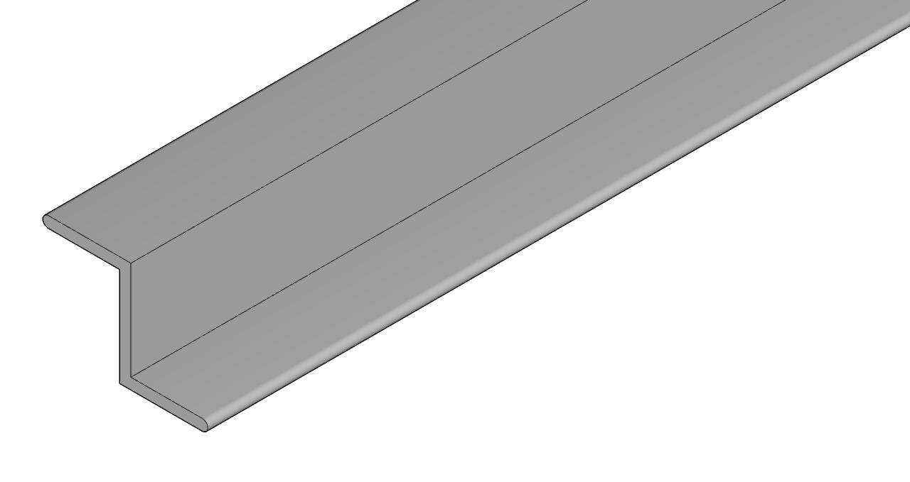 aluminium-z-profiel